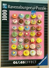 Ravensburger 1000 Piece Puzzle, Multi-Color Cupcakes