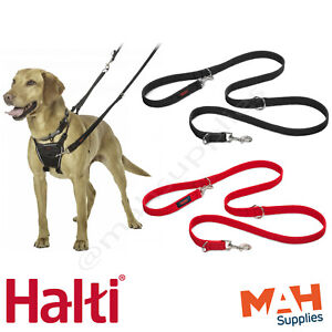 Halti Training Lead Double Ended Multifunction Dog Leash for No Pull Harness