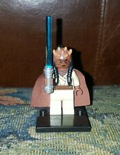 Authentic LEGO Star Wars Agen Kolar Minifigure sw421 9526 Zabrak Jedi Master