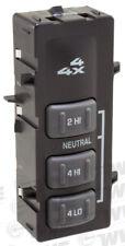 4WD Switch fits 2001-2002 GMC Sierra 1500 Sierra 1500,Sierra 1500 HD,Sierra 2500
