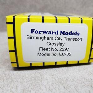 Forward Models Rare EC-05  EDINBURGH CITY TRANSPORT CROSSLEY  FLEET NO 2397.