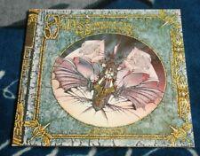 JON ANDERSON OLIAS OF SUNHILLOW 1976 US LP ATLANTIC SD 18180 + INNER