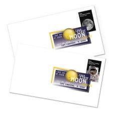 USPS New 1969:  First Moon Landing Digital Color Postmark (Set of 2)