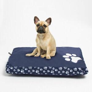 Waterproof UK Made Dog Bed Mattress Cushion Heavy Duty Pet Gor Pets Outdoor Mat