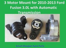 3 Motor Mount for 2010 2011 2012 Ford Fusion 3.0L with Automatic Transmission