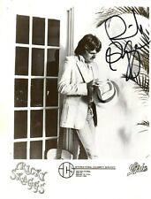 RARE RICKY SKAGGS EPIC 8x10 SIGNED PHOTO WITH COA - SCARCE COUNTRY MUSIC PROMO