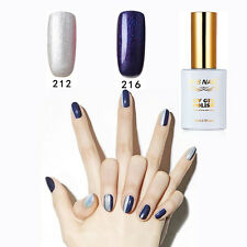 2 PIECES RS 212_216 Gel Nail Polish UV LED Varnish Soak Off 0.5oz New Stock