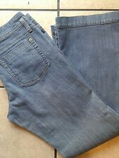 Womens Lee low on the waist boot cut size 12M