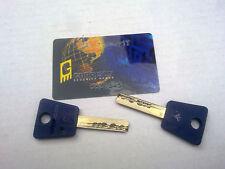Mul-T-Lock Garrison 7x7 Keys Cut to Code Number