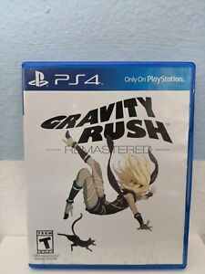 Gravity Rush Remastered - Playstation 4 PS4