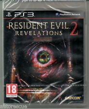 "Resident EVIL REVELATIONS 2 BOX Set ""NUOVO & Sealed' * PS 3 *"