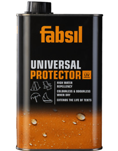 Grangers Fabsil 1 Litre-Universal Waterproofing Sealant Tent Awning Canvas