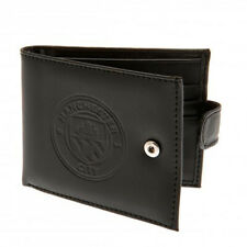 Manchester City F.C - Embossed Leather Wallet (805) - GIFT