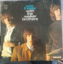 The Walker Brothers Take it Easy Vinyl LP 1965