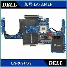 For Dell Alienware M17x R4 Laptop Motherboard 0Thtxt Thtxt La-8341P 100% test Ok