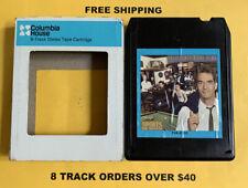 Huey Lewis Sports 8 track tape tested W/ Sleeve