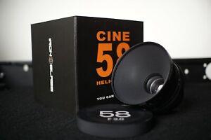 Iron Glass Cine 58 Helios 44-2 – 58 mm F2