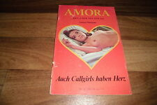 Amora # 18 -- also call girls have heart // Tender Sex for you.../1972