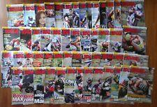 Motosprint Annata 2012 completa Rossi Biaggi Stoner Nakano Honda Yamaha Ducati