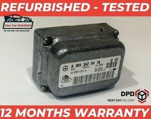 Mercedes CLK SLK Yaw Rate Esp Sensor A0045420418Q01 - 0045420418