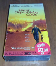 "Robin Williams star in, ""What Dreams May Come"" - Vhs"