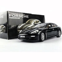 Porsche Panamera Model Alloy Diecast Cars 1:18 Toys Collection In Box Big Size
