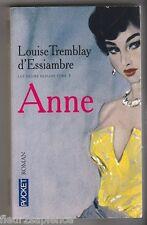 Les soeurs Deblois 3 Anne Louise Tremblay d'Essiambre