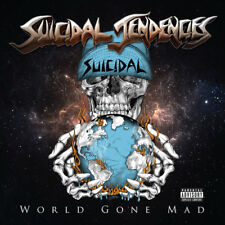 Suicidal Tendencies : World Gone Mad VINYL (2016) ***NEW***