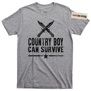 Hank Williams Jr Country Boy Can Survive browning salt life hunter album T Shirt