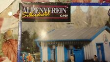 G959 POLA Mountaineering Club Building G Scale lgb autograph by Wolfgang owner??