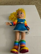 "Playmates15"" Rainbow Brite 2009 Hallmark Limited Edition Doll"