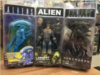 NECA Aliens Covenant Defiance Lambert Xenomorph Warrior Alien Action Figure