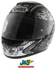 Shoei Raid 2 Vogue TC-5 Full-face Motorcycle Helmet Pale Blue Size L 59/60CM J&S