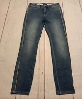 Anthropologie Pilcro And The Letterpress The Script Jeans Size 27 Womens