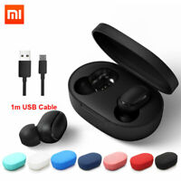 Xiaomi REDMI Airdots Wireless Earbuds TWS Bluetooth 5.0 Stereo Earphones - White