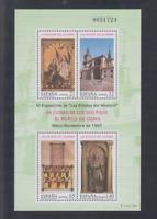 ESPAÑA (1997) MNH NUEVO SIN FIJASELLOS - PRUEBA 63 LAS EDADES DEL HOMBRE