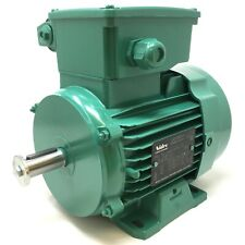 Single Phase AC Induction Motor LS80LPR/T Leroy-Somer 0.75kW 2-Pole B3 Foot