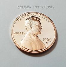 1989 S LINCOLN MEMORIAL *PROOF* CENT / PENNY  **FREE SHIPPING**