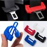 Car Safty Accessories Seat Belt Buckle Clip Silicone Soft Anti-Scratch Cover