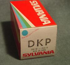 Sylvania DKP 250w 21.5v Projection Lamp Bulb  New in Box