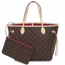 LOUIS VUITTON Monogram Never full MM Pivowanne handbag CR 1809060945