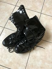 Maven WWE Career Ring Worn Boots WWF WrestleMania Royal Rumble Wrestling Boots