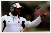 Charlie Strong HAND SIGNED 5x7 Photograph! University of South Florida! USF!