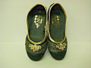 MULAN Shoes Slippers Size US 2/3  UK 13-1 EUR 32-33 JP 22cm CN 220(2)