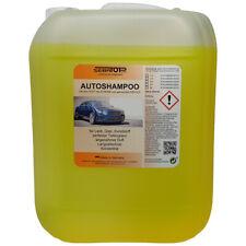 Glanzshampoo Zitrone Duft Auto Wäsche Caravan Konzentrat Shampoo 10L Reinigung