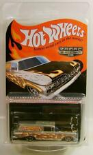 1959 '59 CHEVY CHEVROLET DELIVERY ZAMAC RR RUBBER TIRES HOT WHEELS DIECAST 2016