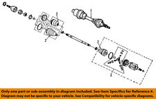 GM OEM-Front CV Joint 26023215