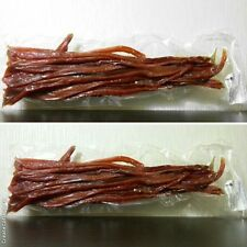 SALMON Jerky 1000g = 2.2pound. Excellent taste! Good snack to beer.