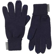 French Connection Mens FC Touch Screen Gloves, Marine, Small/Medium, BNWT