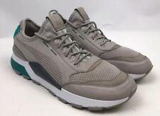 Puma RS-o jugar Gris Verde diseñador exclusivo sistema de funcionamiento Zapatillas Size UK 11